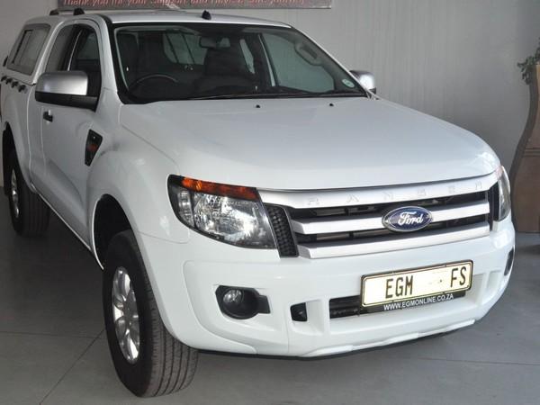 2015 Ford Ranger 3.2tdci Xls Pu Supcab  Free State Bloemfontein_0