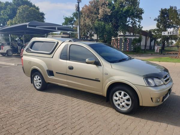 2008 Opel Corsa Utility 1.4i Sport Pu Sc  Gauteng Vanderbijlpark_0
