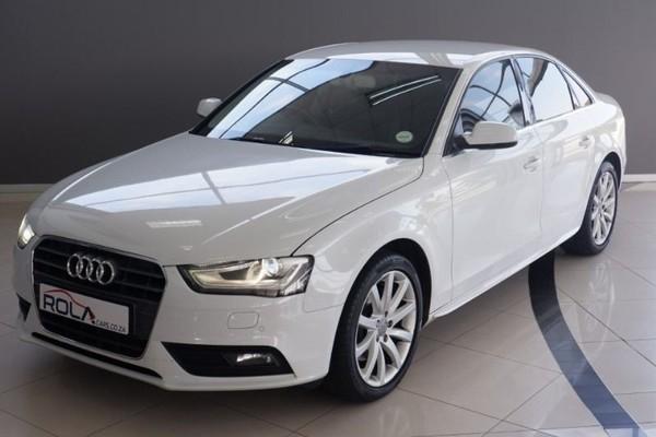 2014 Audi A4 2.0 Tdi Se Multitronic  Western Cape Somerset West_0