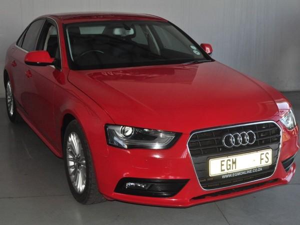 2014 Audi A4 2.0 TFSI SE Multi Free State Bloemfontein_0