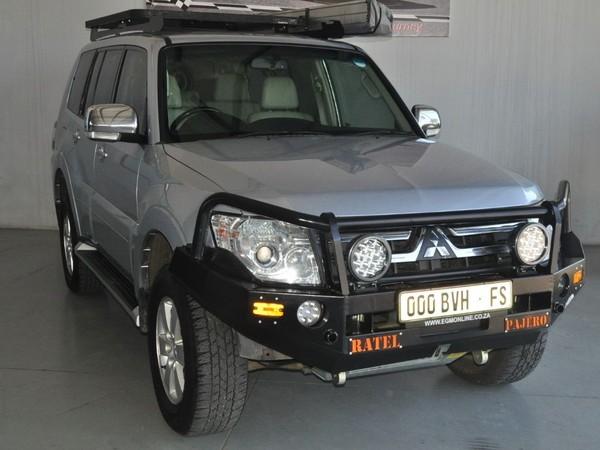 2007 Mitsubishi Pajero 3.2 Di-dc Gls At  Free State Bloemfontein_0