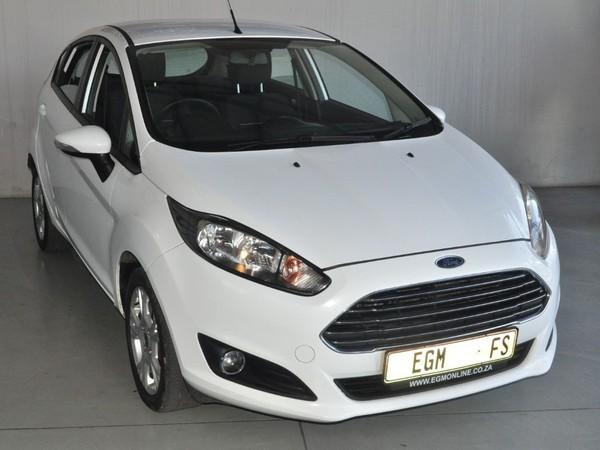 2016 Ford Fiesta 1.6 Tdci Trend 5dr  Free State Bloemfontein_0
