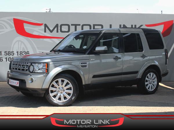 2012 Land Rover Discovery 4 3.0 Tdv6 Hse  Gauteng Meyerton_0