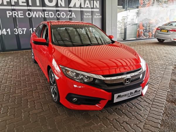 2018 Honda Civic 1.8 Elegance CVT Eastern Cape Port Elizabeth_0