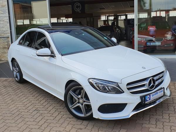 2015 Mercedes-Benz C-Class C200 AMG line Auto Kwazulu Natal Richards Bay_0