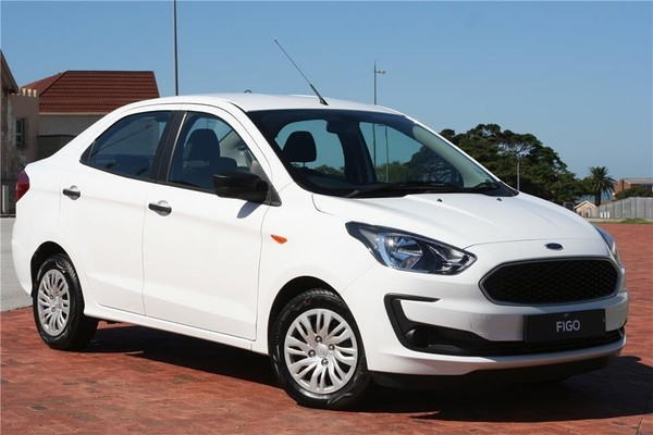 2019 Ford Figo 1.5Ti VCT Ambiente Eastern Cape Port Elizabeth_0