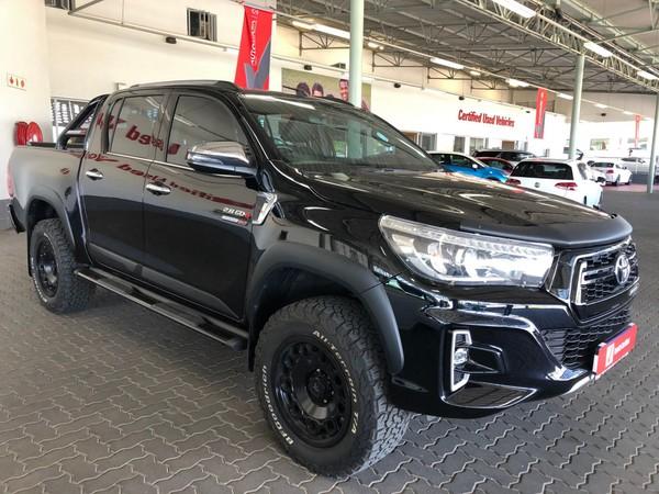 2019 Toyota Hilux 2.8 GD-6 RB Auto Raider Double Cab Bakkie Gauteng Midrand_0