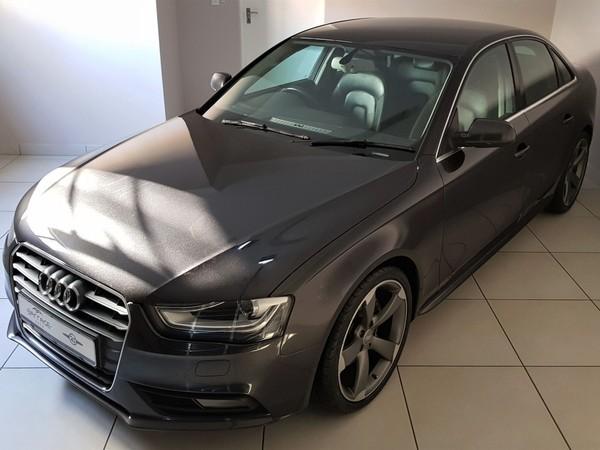 2015 Audi A4 2.0 Tdi Se Multitronic  Free State Bloemfontein_0