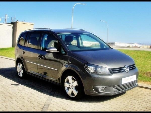 2013 Volkswagen Touran 1.4 Tsi Highline  Western Cape George_0