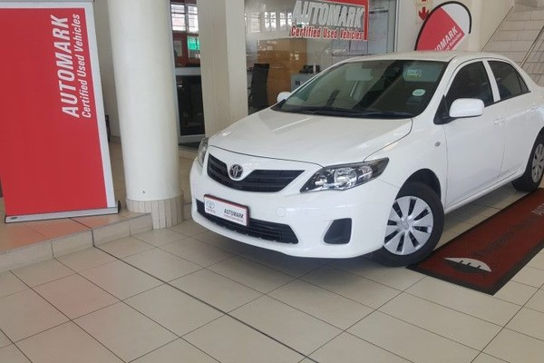 2019 Toyota Corolla Quest 1.6 Kwazulu Natal Durban_0