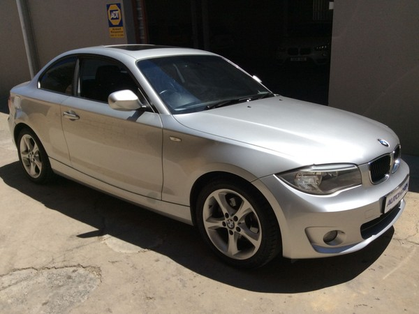 2012 BMW 1 Series 120d Coupe At  Western Cape Hermanus_0