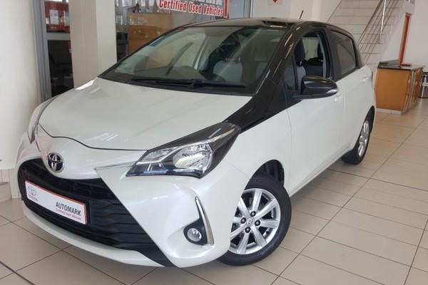 2017 Toyota Yaris 1.0 Pulse 5-Door Kwazulu Natal Durban_0