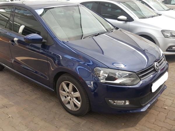 2014 Volkswagen Polo 1.4 Comfortline 5dr  Gauteng Kempton Park_0