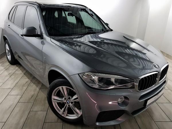2015 BMW X5 xDRIVE30d M-Sport Auto Free State Bloemfontein_0