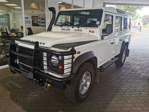 2012 Land Rover Defender 110   2.2d Sw  Gauteng Pretoria_0