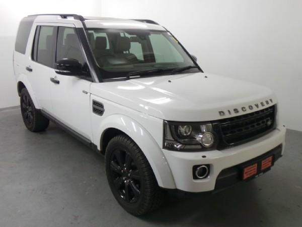 2015 Land Rover Discovery 4 3.0 Tdv6 Se  Kwazulu Natal Pinetown_0