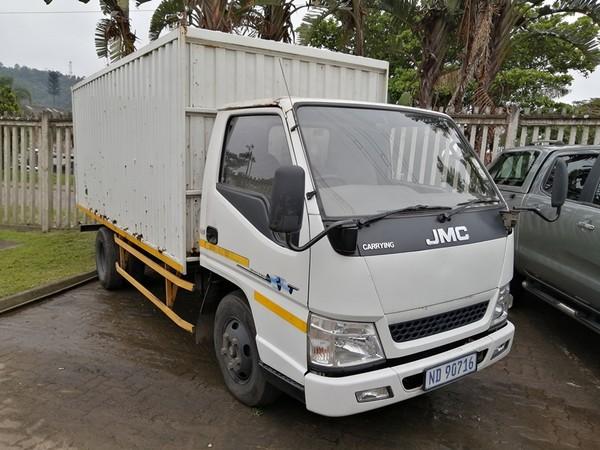 2012 JMC Carrying 2.8 TDi SWB FC CC Kwazulu Natal Pinetown_0
