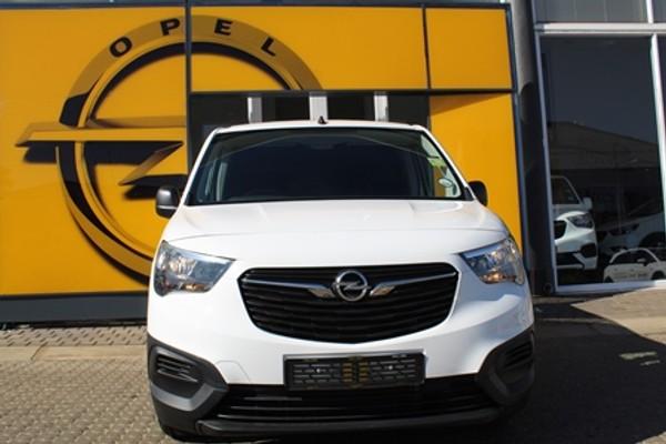 2020 Opel Combo Cargo 1.6TD FC PV Gauteng Alberton_0