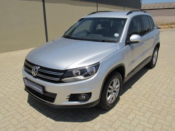 2015 Volkswagen Tiguan 2.0 Tdi Bmot Trend-fun  Western Cape Malmesbury_0