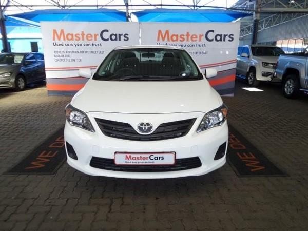 2018 Toyota Corolla Quest 1.6 Gauteng Pretoria_0