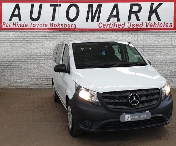 2019 Mercedes-Benz Vito 116 2.2 CDI Tourer Pro Auto Gauteng Boksburg_0