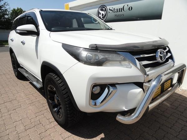 2016 Toyota Fortuner 2.8GD-6 4X4 Auto Mpumalanga Secunda_0