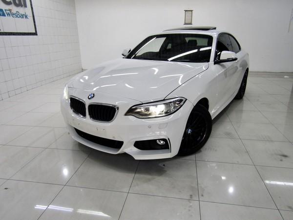 2015 BMW 2 Series 220i M Sport Auto Gauteng Pretoria_0