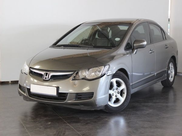 2007 Honda Civic 1.8 Exi At  Gauteng Boksburg_0