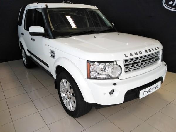 2014 Land Rover Discovery 4 3.0 Tdv6 Se  Kwazulu Natal Umhlanga Rocks_0