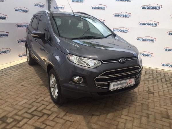 2017 Ford EcoSport 1.0 Titanium Gauteng Boksburg_0