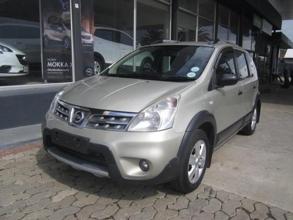 2009 Nissan Livina 1.6 Acenta X-gear  Free State Kroonstad_0