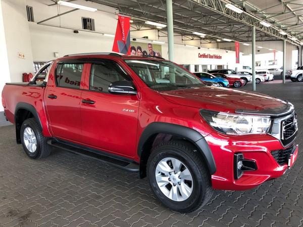 2019 Toyota Hilux 2.4 GD-6 RB SRX Auto Double Cab Bakkie Gauteng Midrand_0