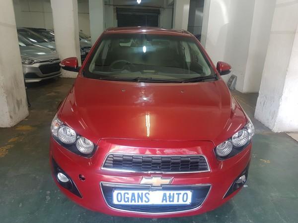 2013 Chevrolet Sonic 1.6 Ls  Gauteng Johannesburg_0