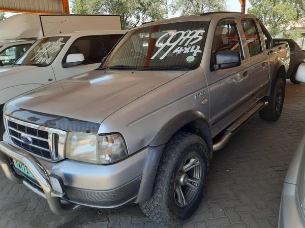 2002 Ford Ranger 2500td Montana 4x4 Xlt Pu Dc  Gauteng Boksburg_0
