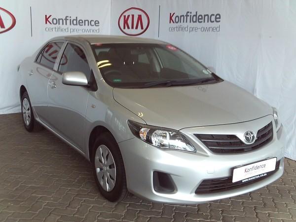 2019 Toyota Corolla Quest 1.6 Auto Gauteng Pretoria_0