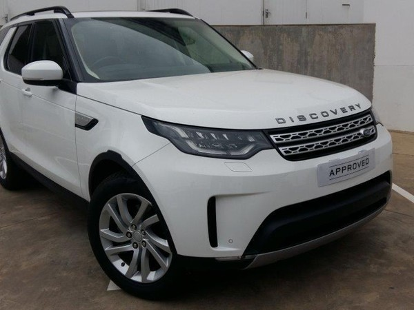 2019 Land Rover Discovery 3.0 TD6 HSE Discovery  Eastern Cape East London_0