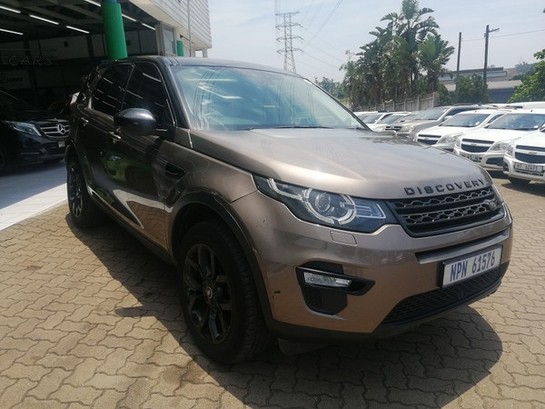 2015 Land Rover Discovery Sport Sport 2.2 SD4 HSE LUX Kwazulu Natal Pinetown_0