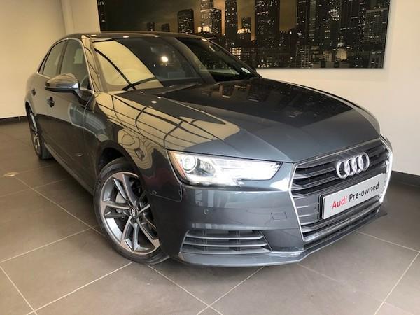2019 Audi A4 2.0 TDI STRONIC B9 Free State Bloemfontein_0