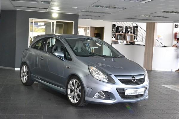 2008 Opel Corsa 1.6 Opc  Gauteng Johannesburg_0