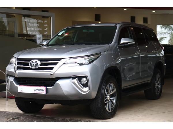 2017 Toyota Fortuner 2.8GD-6 4X4 Auto Gauteng Johannesburg_0