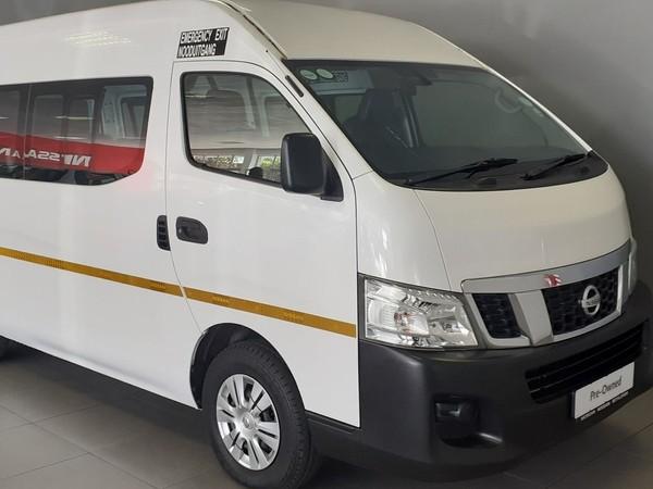 2016 Nissan NV350 2016 Nissan NV350 Impendulo 16 Seater Taxii Free State Bethlehem_0