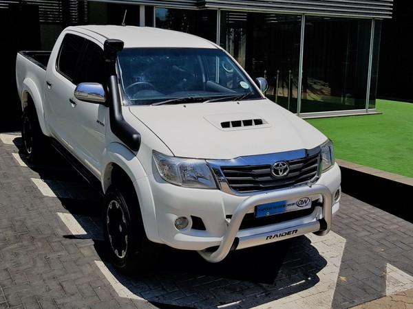 2011 Toyota Hilux 3.0 D-4d Raider 4x4 At Pu Dc  Gauteng Midrand_0