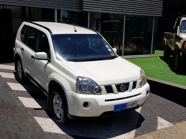 2010 Nissan X-Trail 2.0 Xe 4x2 r71  Gauteng Midrand_0