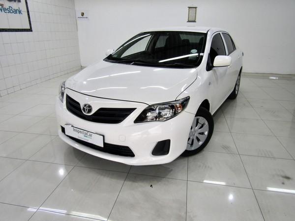 2017 Toyota Corolla Quest 1.6 Gauteng Pretoria_0