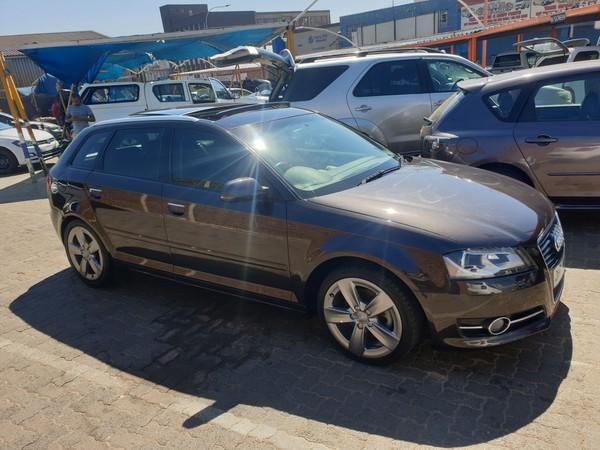 2013 Audi A3 Sportback 1.8T FSI SE Stronic Gauteng Johannesburg_0