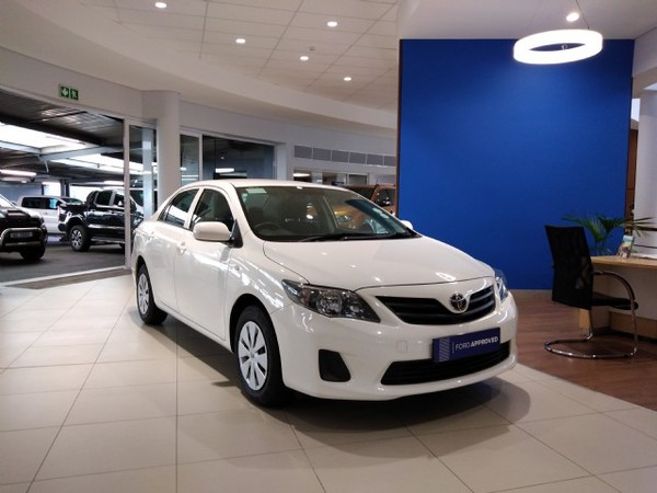 2018 Toyota Corolla Quest Quest 1.6 Kwazulu Natal Mount Edgecombe_0