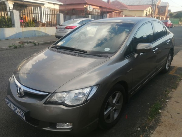 2007 Honda Civic 1.8 Exi At  Gauteng Rosettenville_0