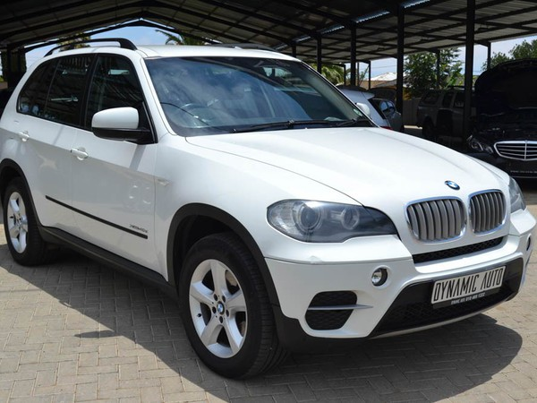 2010 BMW X5 Xdrive40d At  North West Province Klerksdorp_0
