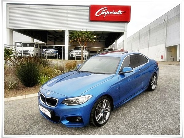 2016 BMW 2 Series coupe Western Cape George_0