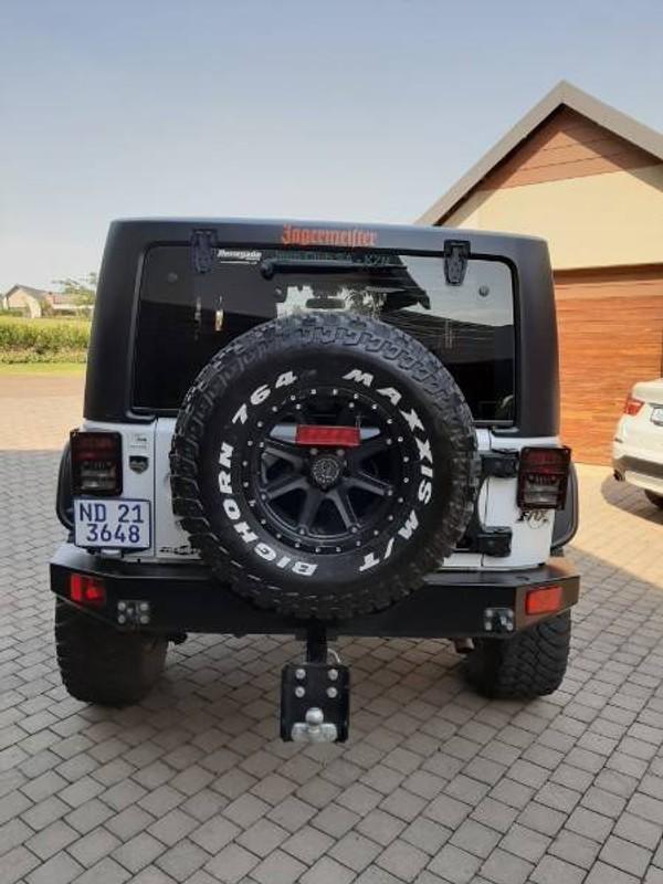 2012 Jeep Wrangler Rubicon 3.6l V6 2dr  Kwazulu Natal Hillcrest_0